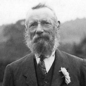 john-johnson-at-graces-wedding-1924
