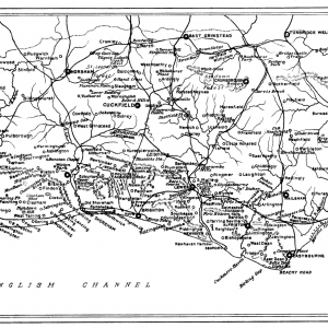 Highways and Byways in Sussex by E. V. Lucas