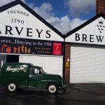 Dancing in the Old - Harvey's Car