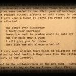 Vita Sackville West poem in Bob Copper Letter