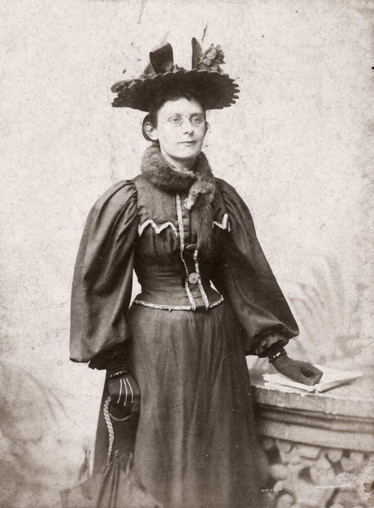 Emily Agnes Stears